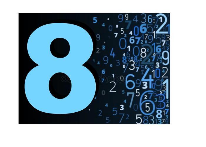 numero-ocho-compatibilidad-numerica