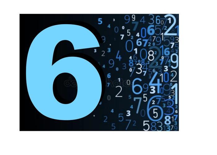 numero-seis-compatibilidad-numerica