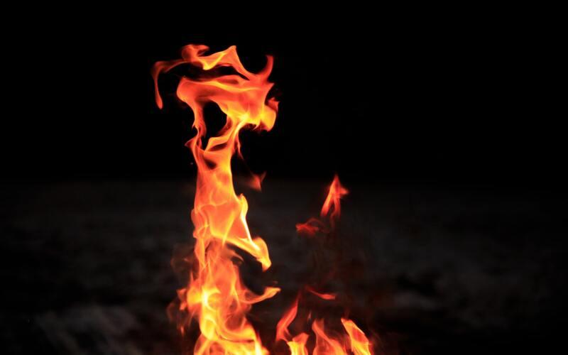 significado de las llamas de las velas en el amor
