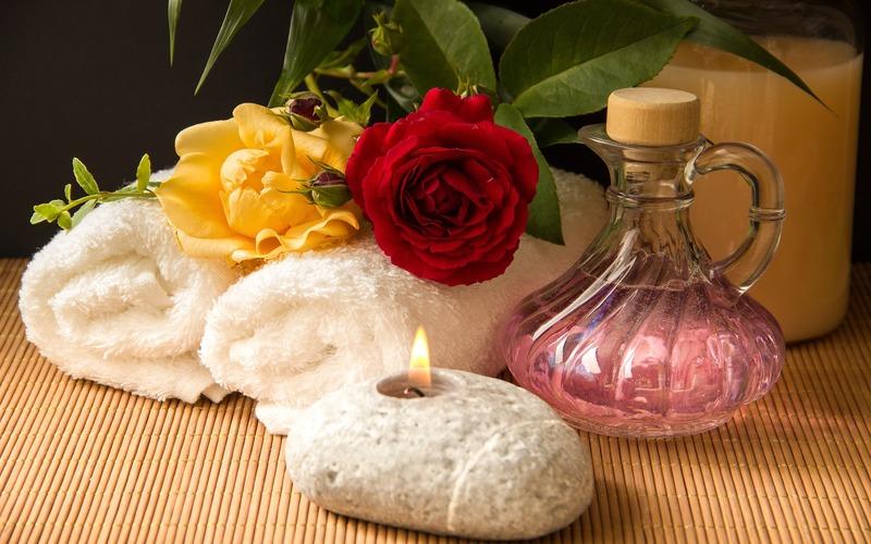 _EFECTIVOS bañoS de rosas para el amor y la buena suerte